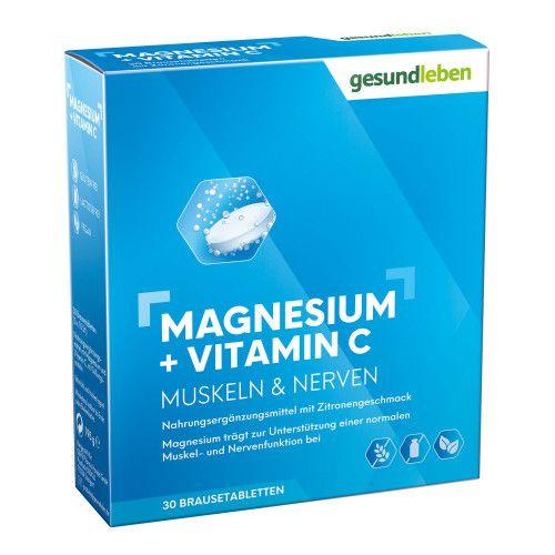Vitamin Brausetabletten Gesund
